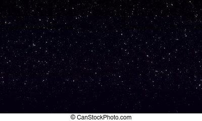 Twinkling Stars Loop - Seamless loop features thousands of ...