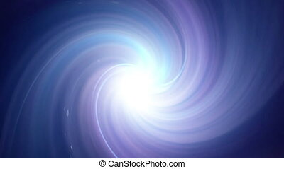 twirl purple lens flare - The twirl is rotating with dark...