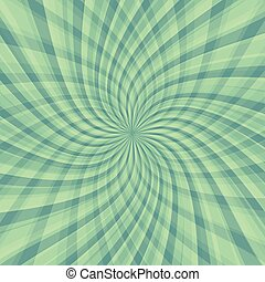 Twist rotate ray vector abstract background