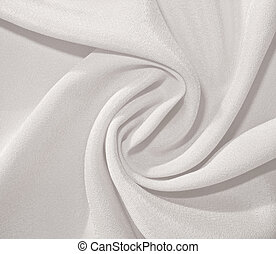 Twisted dull white fabric - Background - mat white fabric ...