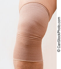 twisted  knee