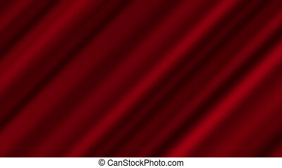 Twisted red abstract wavy background 4k - Twisted red ...