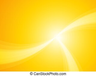 twisted sun rays background