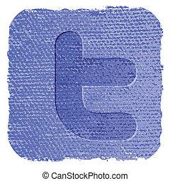 twitter, pictogram