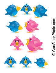 Twitter - The blue collor twitter