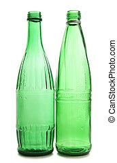 Two bottles wine