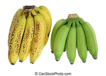 banana - two bunches of banana