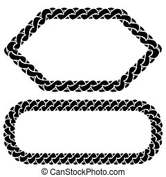 Two Chain Frames