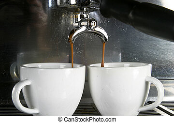 Two Cups Espresso