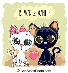 Two Cute Cats