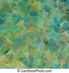 Two-dimensional  colorful background for your web design