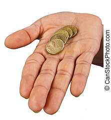 Two dollar coins