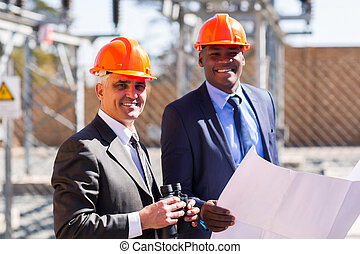 electrical managers