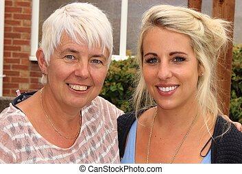 Two english ladies