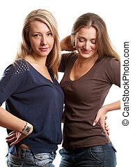 Two European Women