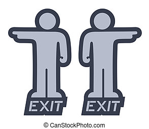 Two exit