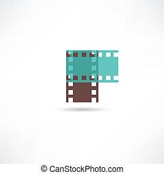 Two film frame