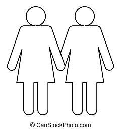 Two girls lesbians — img 5