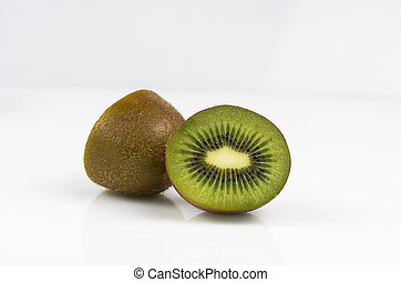 two halves of kiwi second part