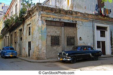 two havana cars