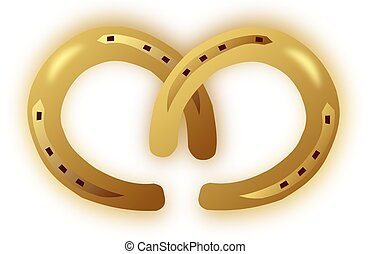 two Golden Horseshoe