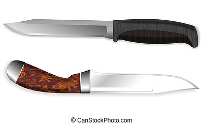 Two knifes