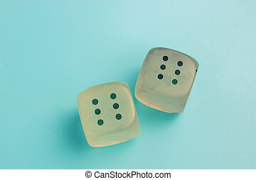 two loaded dice