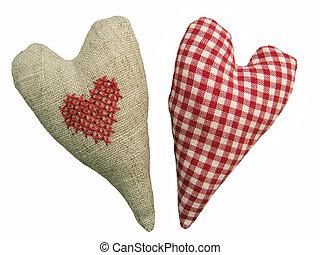 Two love symbol