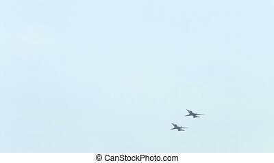 Two military aircraft - Military aviation of the Russian...