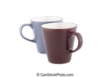 Two mugs
