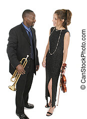 Two Musicians 2