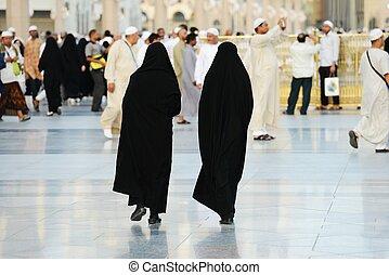 Islamic Holy Place