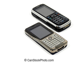 Two new mobile phone