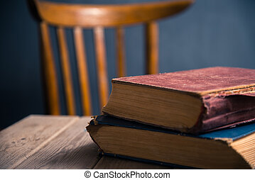 Two old books