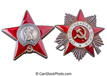 Two Order of the Patriotic War
