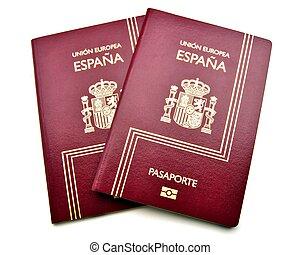 Two passports