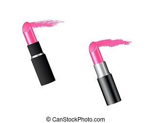 Pink lipstick Clipart Vector and Illustration. 4,048 Pink ...