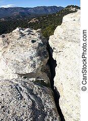 Two Rock Walls