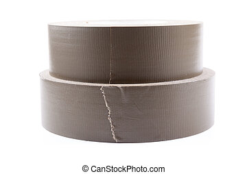 two rolls of tape