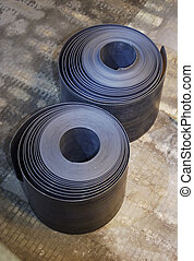 Two Steel coils