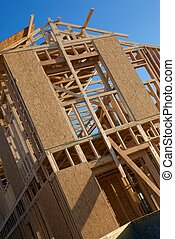 Two Story Home Construction