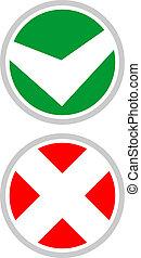 Two symbols