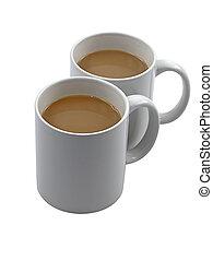Two Tea Mugs