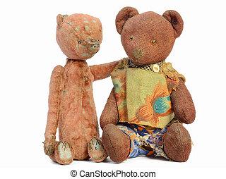 Two Teddy