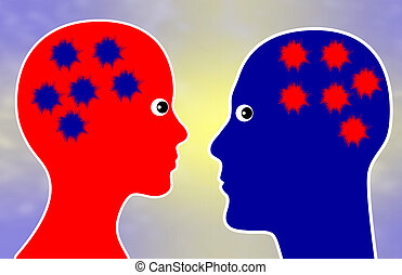 Two way communication - Successful interaction between two...