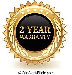 Two Year Warranty