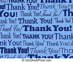 ty, děkovat