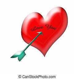 ty, miłość, valentine