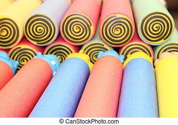 tyger, textilvaror, &