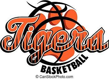 tygrysy, koszykówka